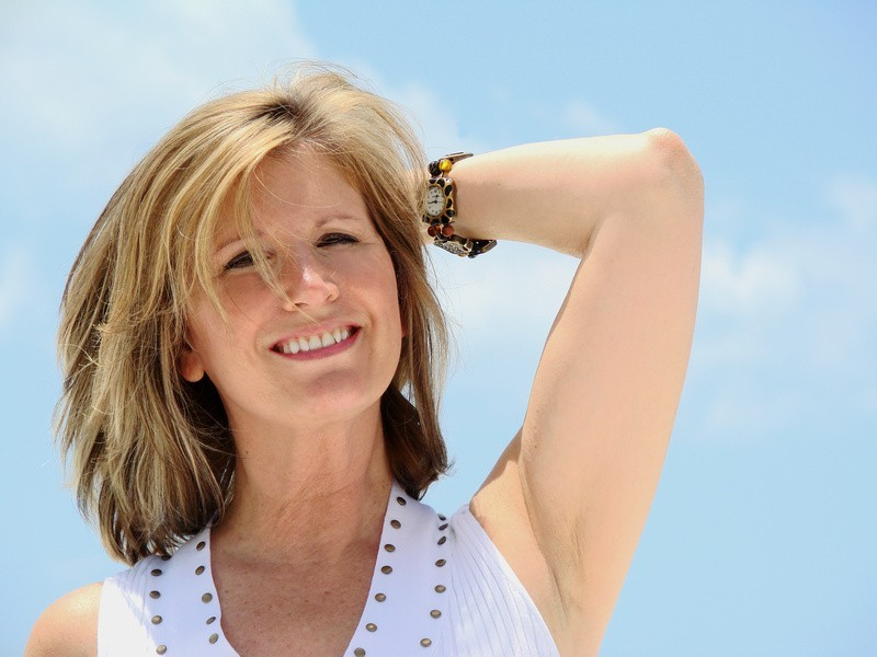 Dealing with hot flashes